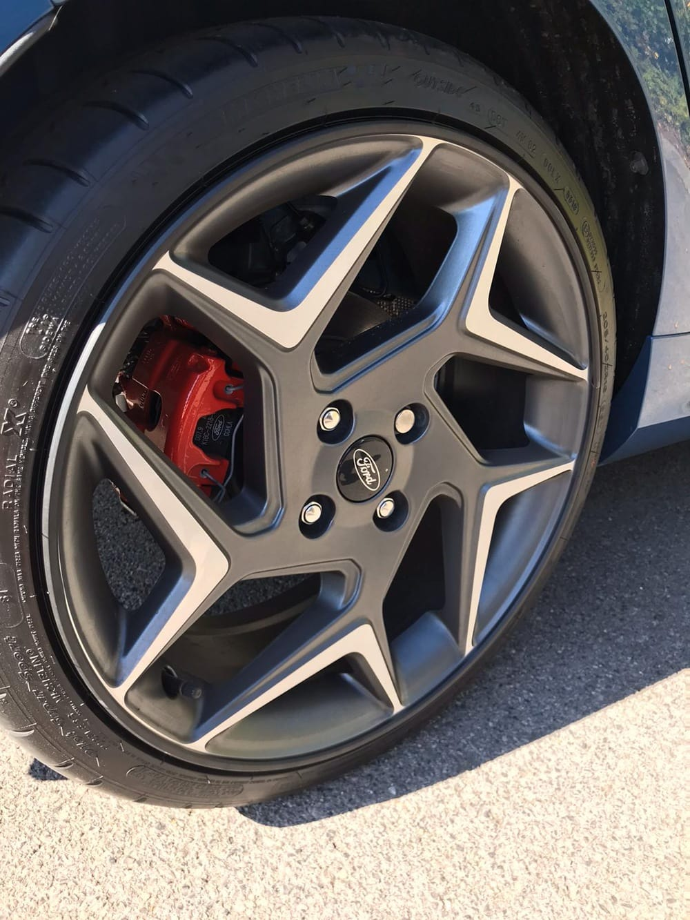 alloy wheel protector