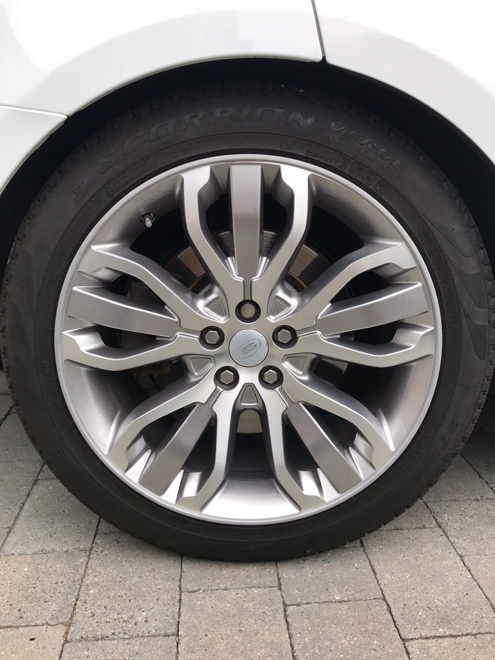protection for alloy wheels