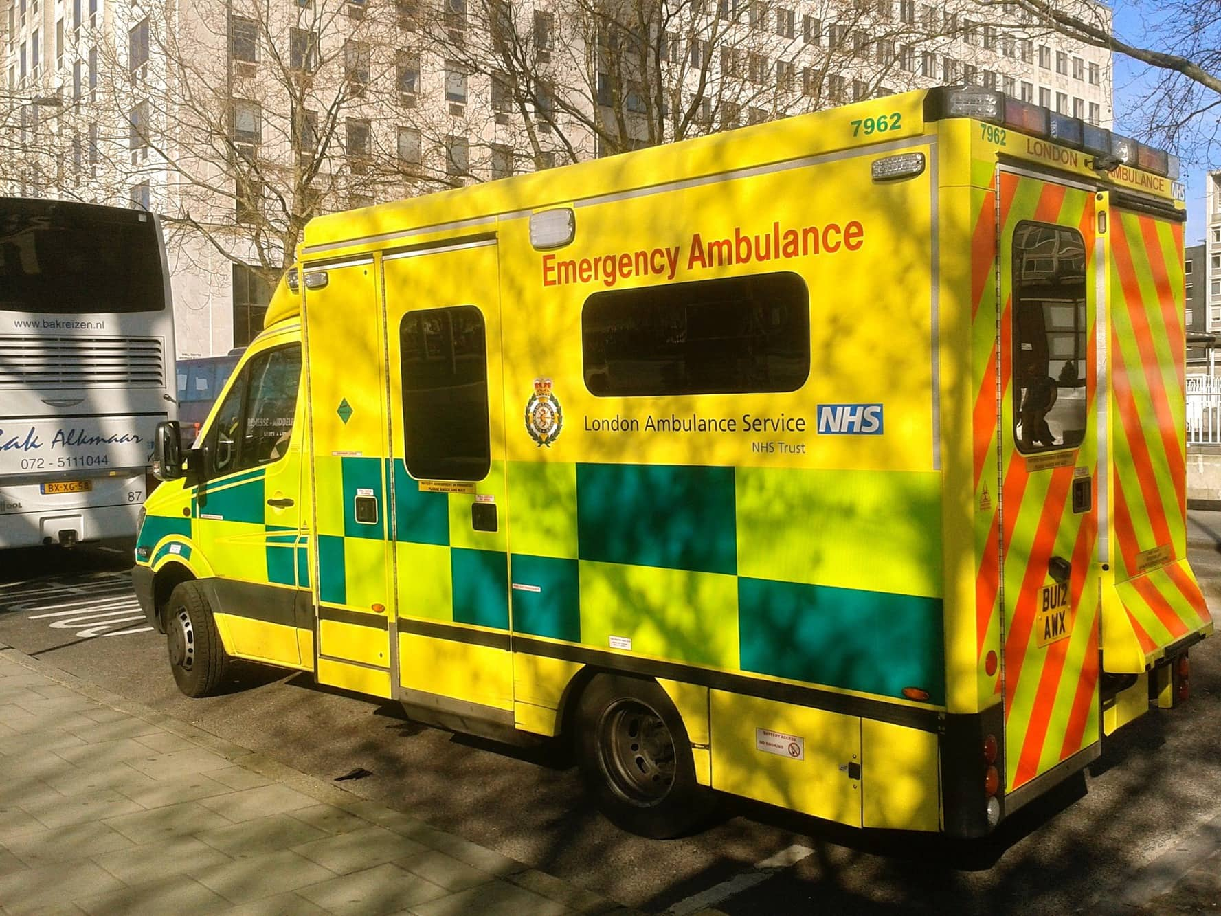 Setting A New Standard For The Rapid Disinfection Of Ambulances