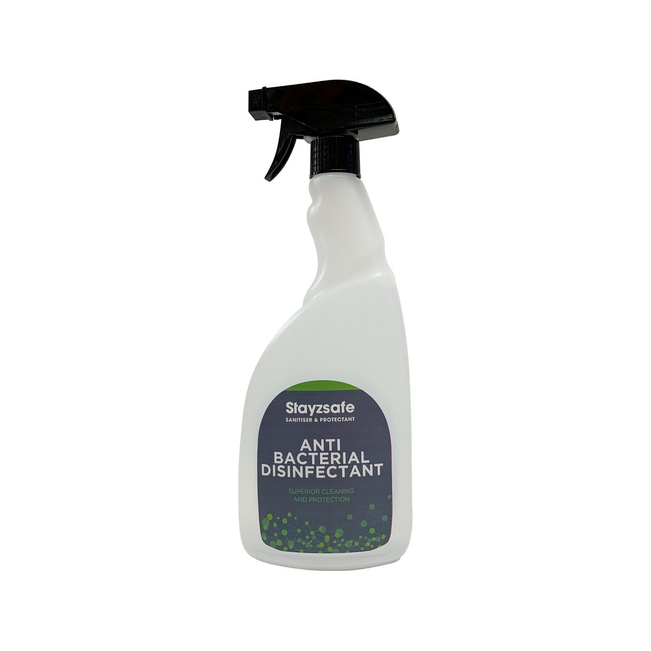 stayzsafe anti bacterial disinfectant